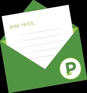 Patch Letter Logo