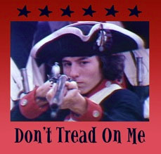 Don't Tread on Me_CD