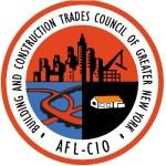 Buiding & Const. Trades Logo